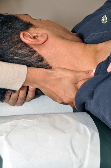 Treatment for Neck/Head Injury